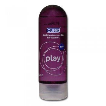 Durex Play Massage und Gleitgel 200 ml