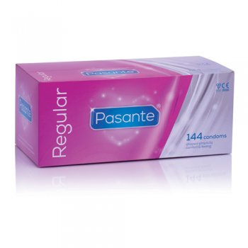 Pasante Regular Kondome 144 Stück