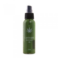 Cannabis Massageöl - 100 ml
