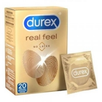 Durex Real Feel Kondome 20 Stück